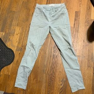 Sage green Pacsun begging size 27